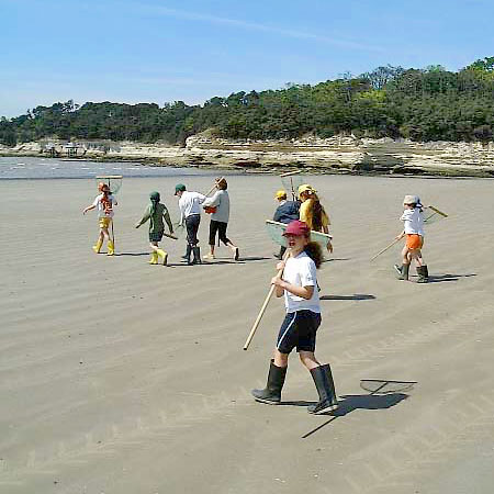 Centre de vacances Adrien Roche | Classes decouverte royan Charente Maritime
